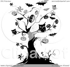 creepy clipart royalty free rf clipart illustration of a creepy black and white