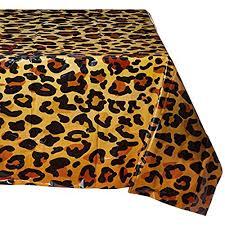 cheetah print party supplies cheetah print party decorations
