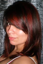 dark hair colors with highlights 1000 images about hair on