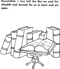islamic coloring pages printable coloring kids