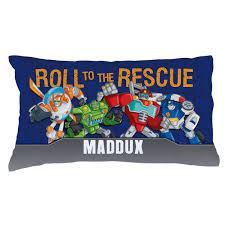 rescue bots bedding transformers rescue bots pillowcase bedding blankets decor