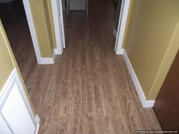 Laminate Flooring With Underpad Attached Kensington Manor Laminate Flooring Flows Into Hallway And