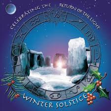 winter solstice and yule greetings cards from the