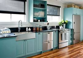 staining ikea kitchen cabinets kitchen cupboards get custom paint for real teal appeal