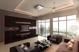 interior taupe white modern residential interior come with