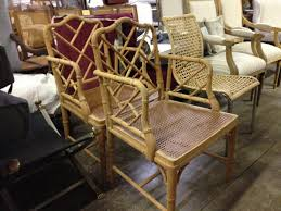 Chinese Chippendale Dining Chairs Chippendale Table And Chairs Faux Bamboo Dining Chairs For Sale