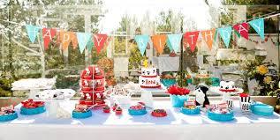 baby boy 1st birthday themes kara s party ideas puppy themed 1st birthday party kara s party ideas