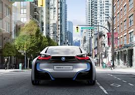 Bmw I8 Concept - bmw i8 concept plug in hybrid sports car in detail photos 1 of 16