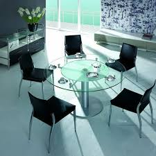 Contemporary Glass Dining Room Sets 67 Best Dining Tables Images On Pinterest Glass Tables Glass