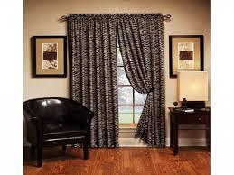 black out curtain leopard print curtains walmart leopard print