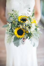 sunflower wedding bouquet 306 best sunflower weddings images on floral