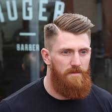 hairstyles that go with beards 47 cool beard fade styles for men hairstylo