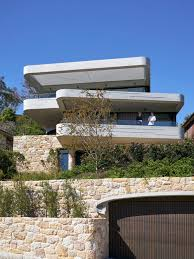 luigi rosselli architects u0027 book house features shifted concrete
