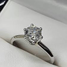 engagement ring prices new diamond engagement rings