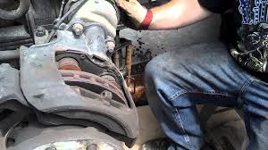truck air disc brake pads replacing how to replace pads on air