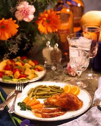 thanksgiving dinner dr david c dds ms