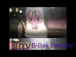 Danielle Harris The Halloween 5 Halloween Tribute Special Youtube by Happy 36th Birthday Danielle Harris Youtube