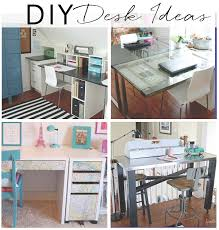 Diy Desk Designs Diy Desk Ideas Finding Home Farms