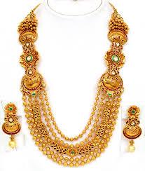 gold necklaces designs in dubai vbj gold necklace antique finish
