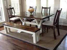 Dining Table Without Chairs 139 Best Trestle And Pedestal Tables Images On Pinterest