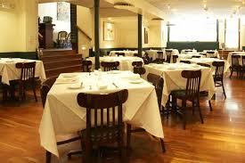 modern urban restaurant interior design union square cafe dining