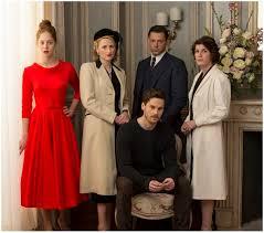hollywood spy premium spotlight on post ww2 set fashion house tv