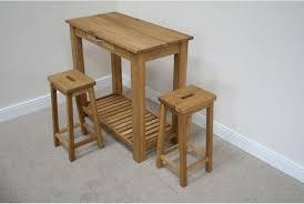 breakfast bar table set catchy oak breakfast bar table with breakfast bar table and stools