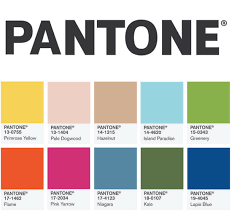 pantone spring 2017 color report graphic by luvfromafar from