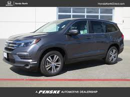 2017 new honda pilot ex l w honda sensing awd at honda north
