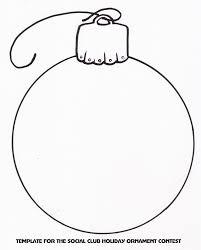 blank ornament template snapchat emoji