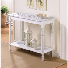 Shabby Chic Console Table 15 Ideas Of Shabby Chic White Console Table
