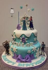 frozen birthday cakes frozen cake for chole u0027s 6th birthday