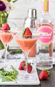martini basil strawberry fields martini plus video link the cookie rookie