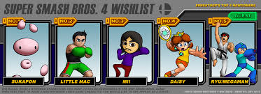 Princess Trainer Game - super smash bros 4 wishlist meme by ernestogp on deviantart
