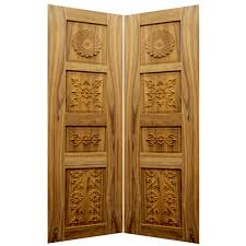 amazing wooden door shutter designs classical carving teak