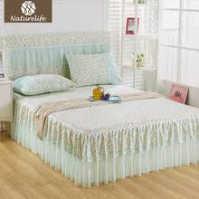 Quilted Bed Valance Free Shipping On Bed Skirt In Bedding Home Textile And More On