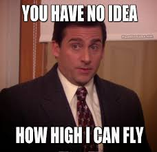 I Don T Know Meme - the office isms michael scott memes