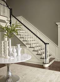 Gel Stain Banister Diy Staircase Update Remodelaholic Diy Stair Banister Makeover