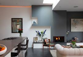 living room and kitchen color ideas dining room combination modern living decor decosee com