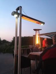 Infrared Patio Heaters Free Standing Infrared Patio Heater Electric Portable Bali