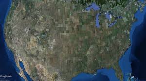Usa Map Google by Patch Work Satellite Photos Of The Usa On Google Earth 1920 X
