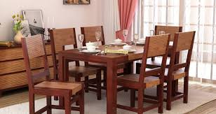 Table Six Restaurant Dining Table Set Online U2013 Buy Wooden Dining Table Sets 65 Off