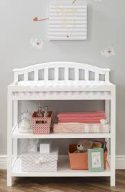 Pink Changing Table by Sorelle Berkley Changing Table White Babies