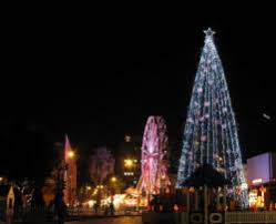 2017 in the park opening 60 foot tree lighting live