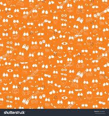 free repeatable halloween background halloween wallpaper stock vector