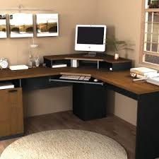 Corner Computer Desk With Hutch Furniture Office Depot Computer Desk With Corner Computer Desk