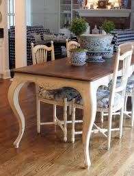 French Country Kitchen Table Best 25 French Country Dining Table Ideas On Pinterest French