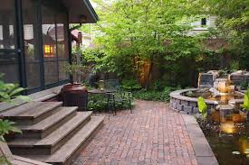 Stamped Concrete Backyard Ideas by Patio Perfect Stamped Concrete Patio Concrete Patio Design Ideas