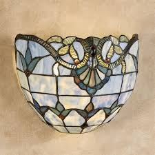 Wireless Wall Sconce Meeska Stained Glass Wireless Led Wall Sconce