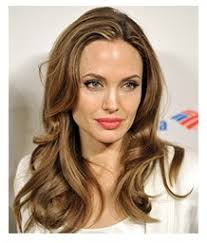 hairdos for high foreheads angelina jolie hairstyle